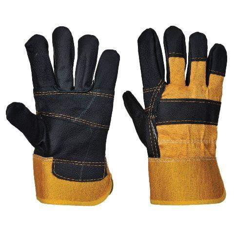 Gloves Leather Heavy Duty En388 Cat 2