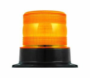 ECE R10 LED Warning Beacon - 3 Bolt Mount