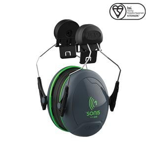 Sonis® 1 Helmet Mounted Ear Defenders 26db SNR