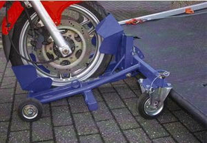 Motorcycle Recovery Loading Dolly - 'Bike-Loda'