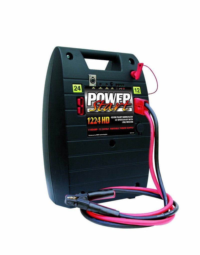 PowerStart PS1224HD Battery Booster & Jump Start Pack