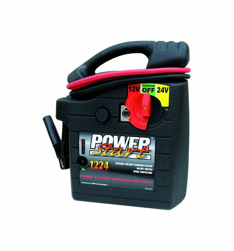 PowerStart PS1224 Battery Booster & Jump Start Pack