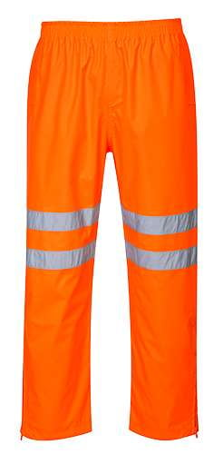 Waterproof Trousers Hi-Vis