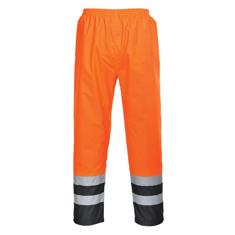 Hi Vis Two-tone Jacket & Trouser Set