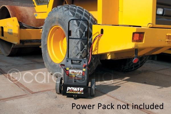 PowerStart 1224HD - trolley