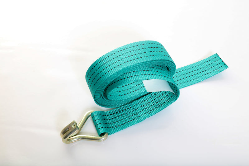 2.5T Strap 4m claw green