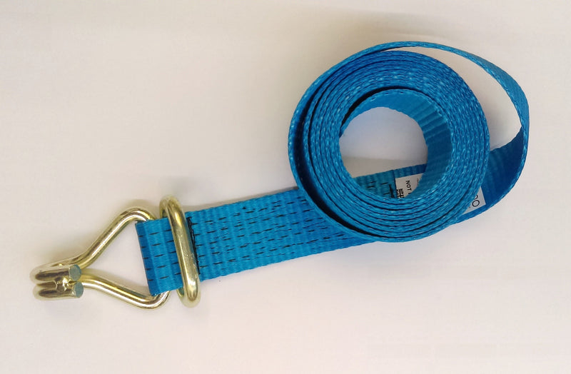 3.0 tonne Multi-purpose Strap c/w Oval Link & Claw Hook