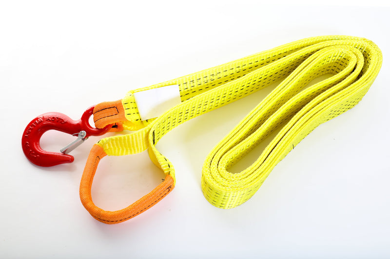 3.0m Towing Strap with 1.5t Alloy hook