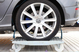 Vehicle Recovery Wheel Skate 1 tonne (pair)