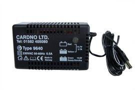 Cardno 12v Mains Battery Charger Type 9640