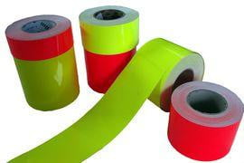 3M Fluorescent Vehicle Marking Tape - part rolls