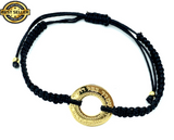 The Angel Will Walk With You Wherever You Go Bracelet (Hebrew) Protection Bracelet FREE & FAST SHIPPING (US Only)