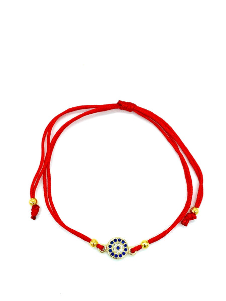 Men Women Lucky Evil Eye Protection Bracelet FREE & FAST SHIPPING (US Only)