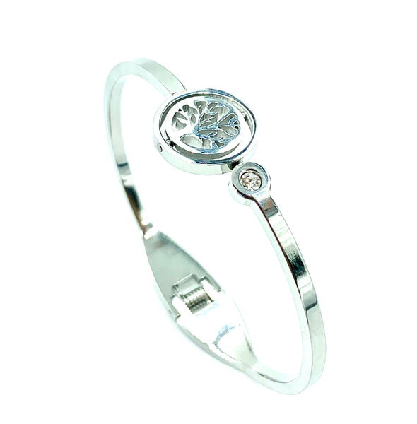 High Polish Stainless Steel Bangle Men/Women's FREE & FAST SHIPPING (US Only)