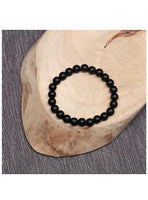 Natural Black Onyx Stone Bracelet  FREE & FAST SHIPPING (US only)