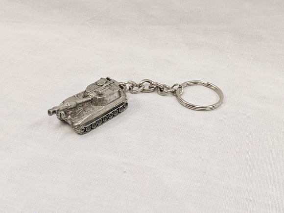 Pewter Key Chain - Paladin