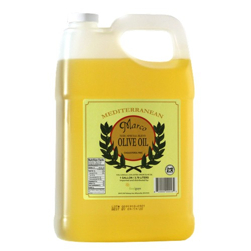 75/25 Canola/Olive Oil Blend 1 Gallon (Marco)