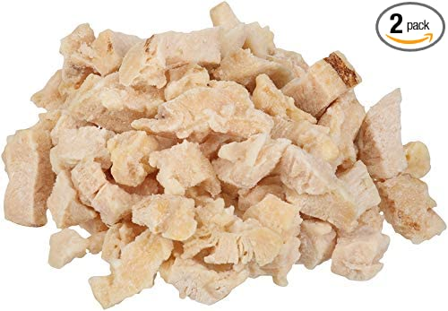 "Frozen Diced Chicken 1/2"" Fully Cooked 5lbs Bag (Tyson)"