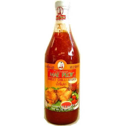 Sweet Chili Sauce 32oz (Mae Ploy)
