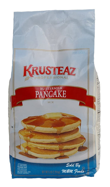 Buttermilk Pancake Mix 5lbs Bag (Krusteaz)