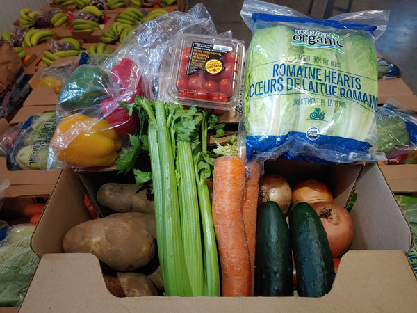 Fresh Veggie Mixed Box
