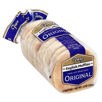 English Muffins 6ct Sleeve (Franz)
