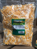 Shredded Fancy Cheddar/Jack Cheese Blend 5lbs Bag (Dairy Fresh Northwest)