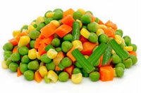 Frozen IQF Mixed Vegetables 2.5lbs Bag (Crown Point)