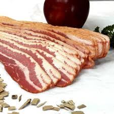 Frozen Sunny Valley Applewood Bacon Thick Sliced 5 Lb.