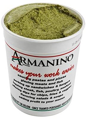 Frozen Basil Pesto 30oz Tub (Armanino)