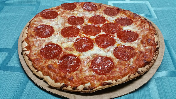 "Frozen Pizza Pepperoni 16"" I/W 1ct (Bella Rose)"