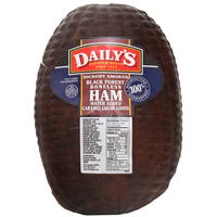 Whole Black Forest Ham 7-8lbs AVG (Daily's)