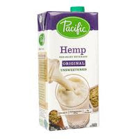 Plain Hemp Milk 32oz (Pacific Naturals)