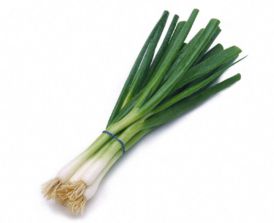 Fresh Green Onions Bunched 1ct