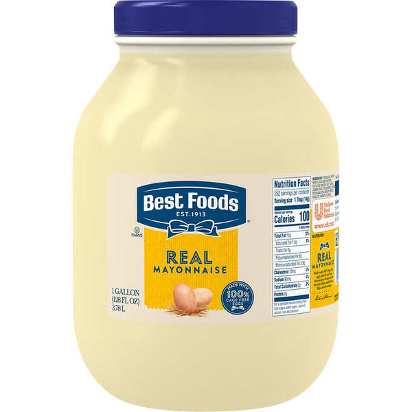 Mayonnaise 1 gallon (Best Foods)