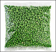 Frozen IQF Peas 2.5lbs Bag (Lucky Find)