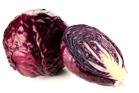 Fresh Cabbage Red (Purple) 1ct Head