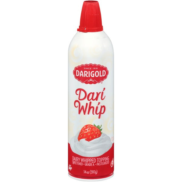 Aerosal Whipping Cream 15oz (Darigold)