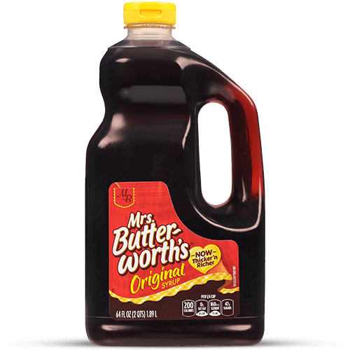 Breakfast Syrup 1 Gallon (Mrs. Butterworth's)