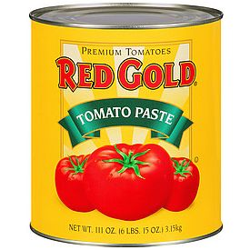 Canned Tomato Paste 6lbs (Red Gold)