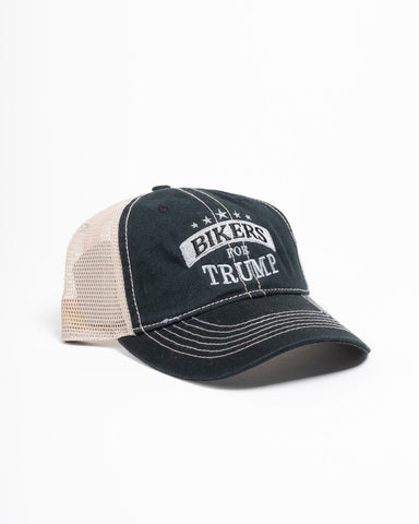 Bikers for Trump Hat