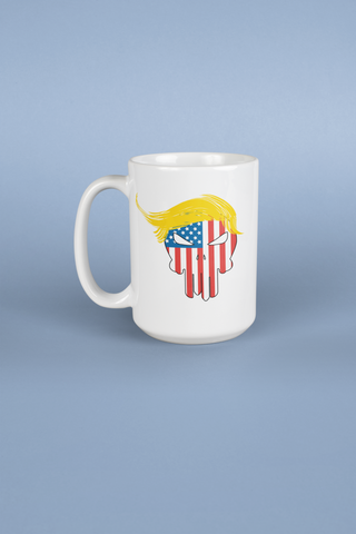 Trump Punisher Mug