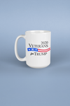 Veterans For Trump Mug