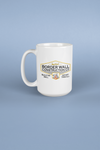 Trump Border Wall Construction Co. Mug