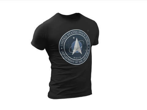 Space Force Official Logo Shirt