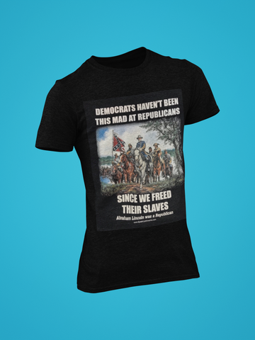 Republicans Freed Your Slaves Tee