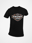Bikers for Trump Harley Logo Tee