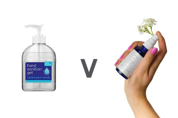 Hand Sanitiser Spray v Hand Sanitiser Gels: Make your Choice