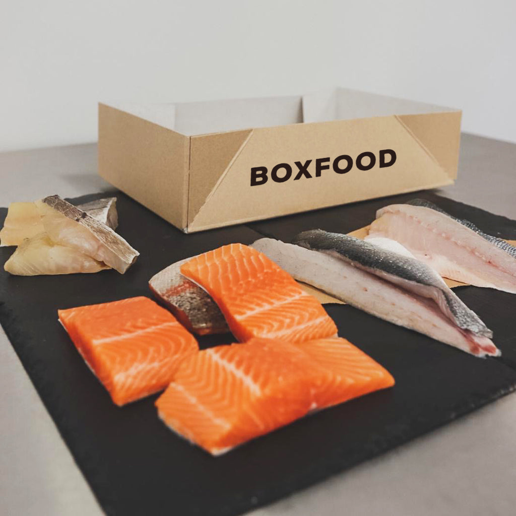 Essentials Fish Box