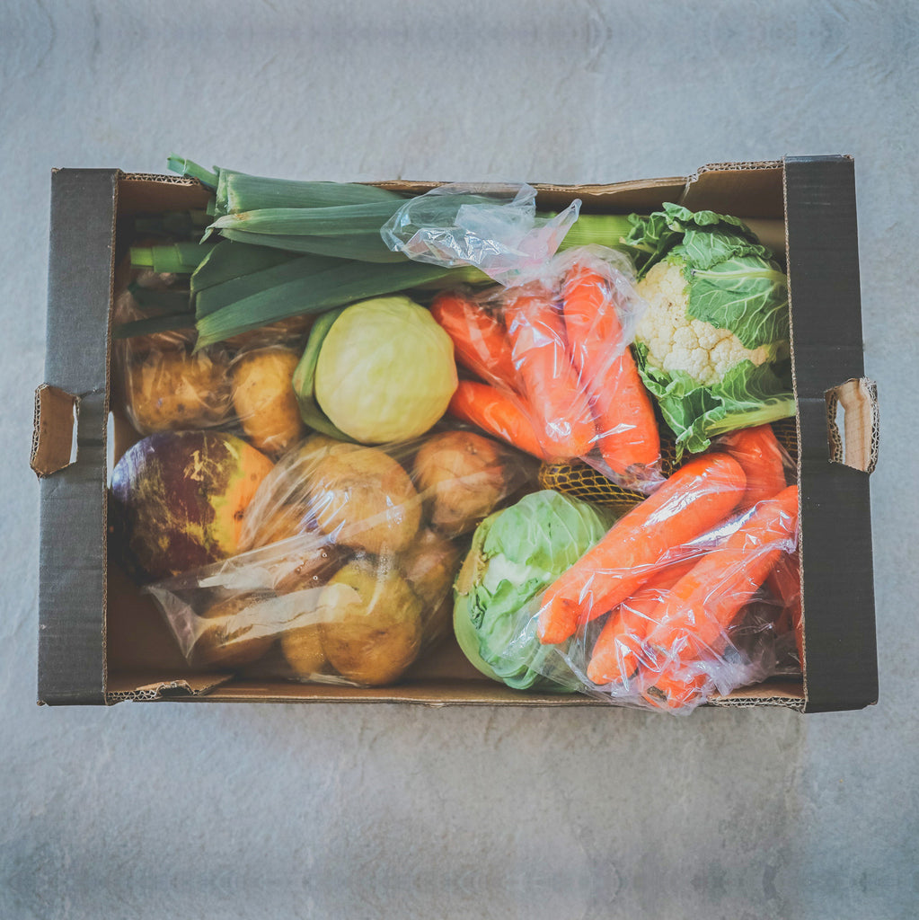 Essential Veg Box